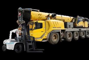 Rental Forklift & Crene