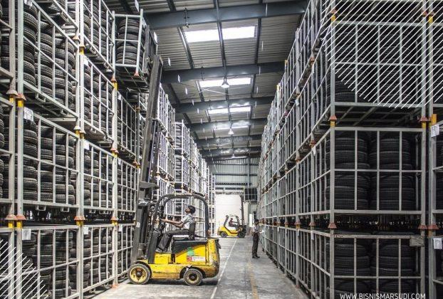 4 Macam Tipe Forklift