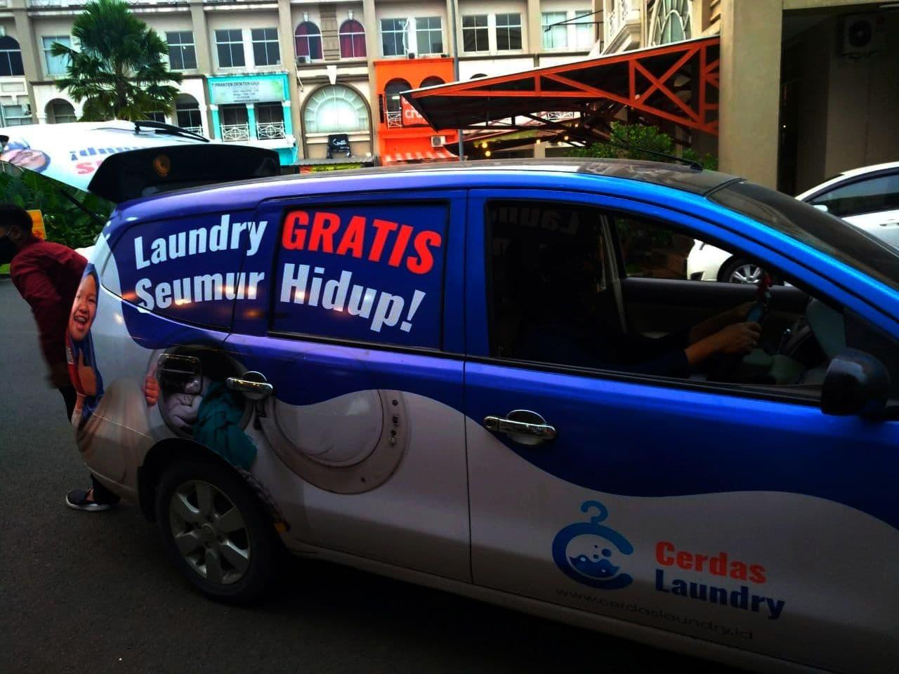 Laundry Bekasi Antar Jemput