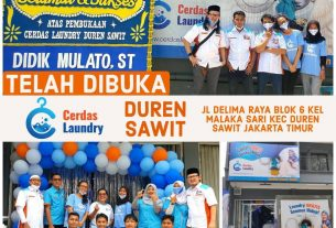Jasa Laundry Duren SawitAntar Jemput